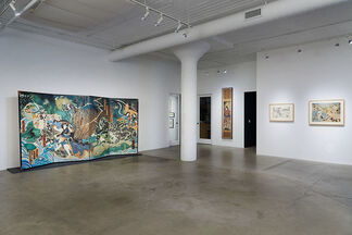 Masami Teraoka: Select Works (1972-2002) from Private Collections, installation view