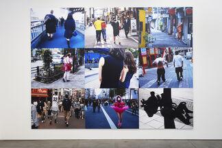 Daido Moriyama Tokyo Color, installation view