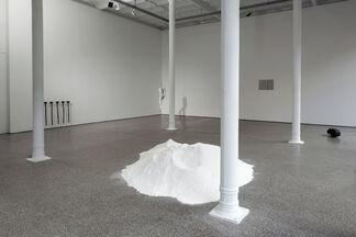 Johannes Wald, installation view