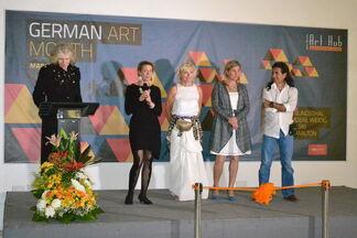 German Art Month, installation view