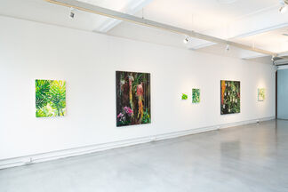 Will Meet Somewhere, Eventually, installation view