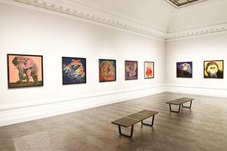 Andy Warhol: Talking Pop, installation view