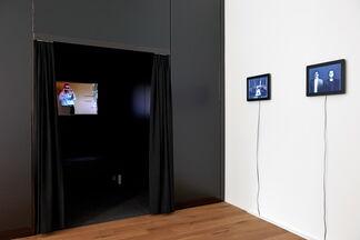 Dieter Meier - Acrobatics 1977 - 2015, installation view