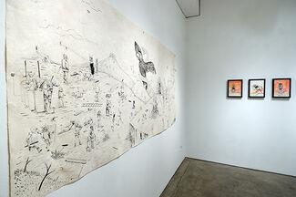 Saner, Primitivo, installation view