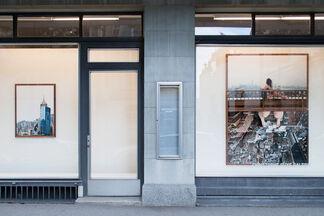 JUN AHN: Self-Portrait, installation view