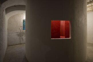 Franco Purini - La Stanza Rossa, installation view
