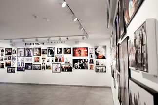 The Faces of Music, Andrzej Tyszko, installation view