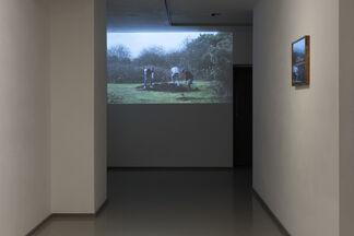 Foot-Kroku-Zvuk-Klingen-Fall   JocJonJosch, installation view