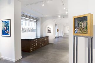 Magnified, installation view