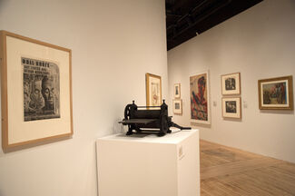 """The Left Front: Radical Art in the """"Red Decade,"""" 1929–1940, installation view"""