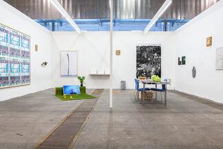 Tatjana Pieters at Art Brussels 2015, installation view