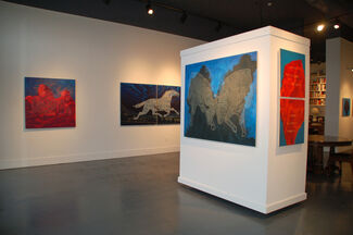 In the Belly of the Beast: Ricky Armendariz, installation view