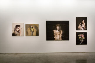 Andy Denzler: Between the Fragments, installation view