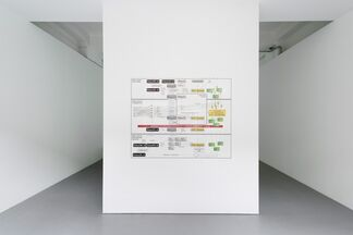 IAN CHENG: EMISSARY FORKS AT PERFECTION, installation view