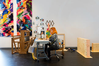 Studio Views: Craft in the Expanded Field, installation view