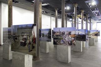 Lost Shadows, installation view