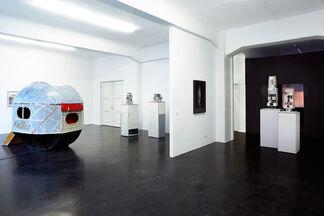 Lorenz Estermann - Virtual Reactor, installation view