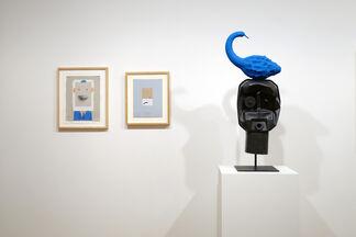 IVAN CHERMAYEFF: ABOUT FACES, installation view