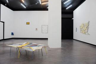 Parrotta at Art Brussels 2014, installation view