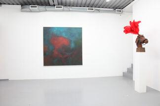 Paruyr Davtyan: Waiting room, installation view