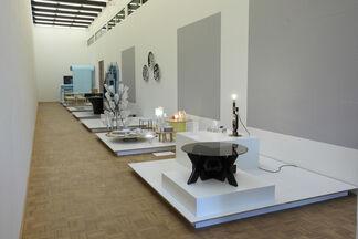Design Art, Kunsthal Rotterdam, 15 Years Galerie VIVID, installation view