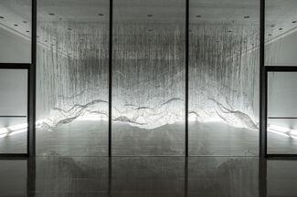 reverse of volume RG, installation view