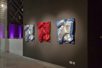 Mottahedan Projects at Art Los Angeles Contemporary 2014, installation view