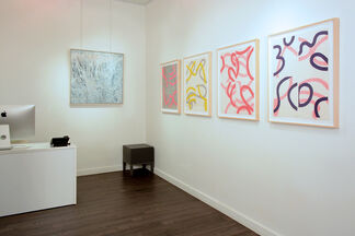 Navigating Abstraction, installation view