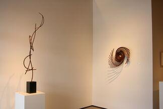 Fujitsuka Shosei, installation view