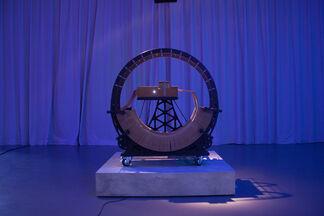Rana Hamadeh, The Ten Murders of Josephine, installation view