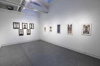 Descending into Escapism Series 1: Vaydra Wright, installation view