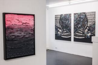 Textured - Rune Christensen, installation view