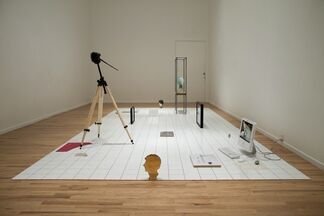 LETTER: Benoît Maire, installation view