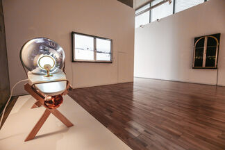 Here is Now: A Group Show in Collaboration with HiArt, installation view