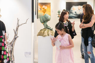 Here and Now (在这里) by Wu Qiong, installation view