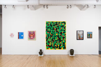 Party in the Front, installation view