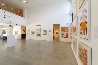 CALDER, installation view