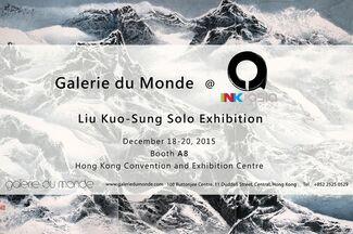 Galerie du Monde at INK Asia 2015, installation view