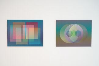Cruz-Diez: Limited Editions, installation view