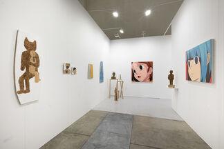 Gallery Kiche at Art Busan 2019, installation view