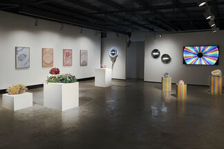 New Now, installation view