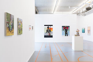 Extra Time, installation view