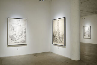 Imaginary Monuments, installation view