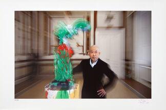 SHOZO SHIMAMOTO   SAMURAI, ACROBAT OF THE SIGHT, installation view