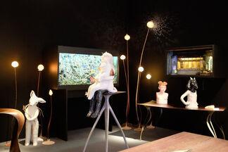 Antonine Catzéflis at PAD Paris 2017, installation view