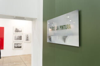 PALMADOTZE  at Zona MACO 2014, installation view