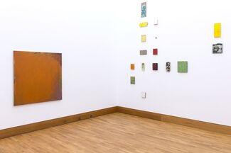 Im Labor der Malerei, installation view