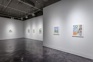 Jane Irish: Faience & Firenze, installation view