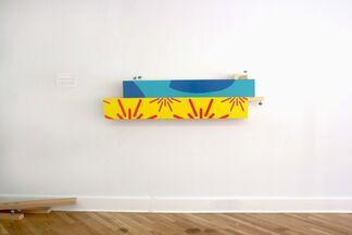 Fragments: Kirsten Reynolds, installation view