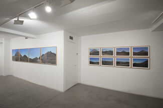 Atlantic - Journey to the center of the Earth, installation view